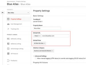 SSL – Check! Don't Forget to Let Google Know | Blue Atlas Interactive
